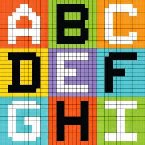 5d093-alphabetvector