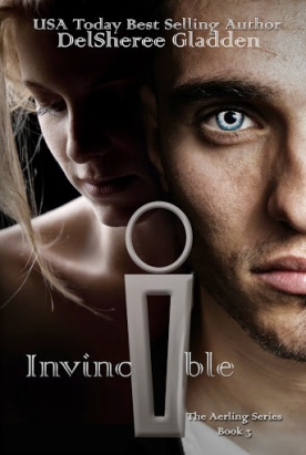 Invincible, book 3 of the Aerling Series