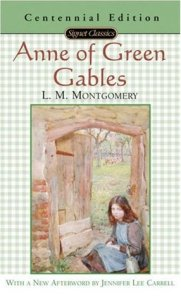 anne green gables
