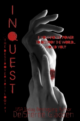 Inquest, book 1 of The Destroyer Trilogy