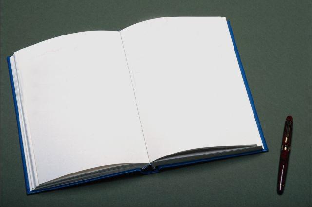 Open Blue Book