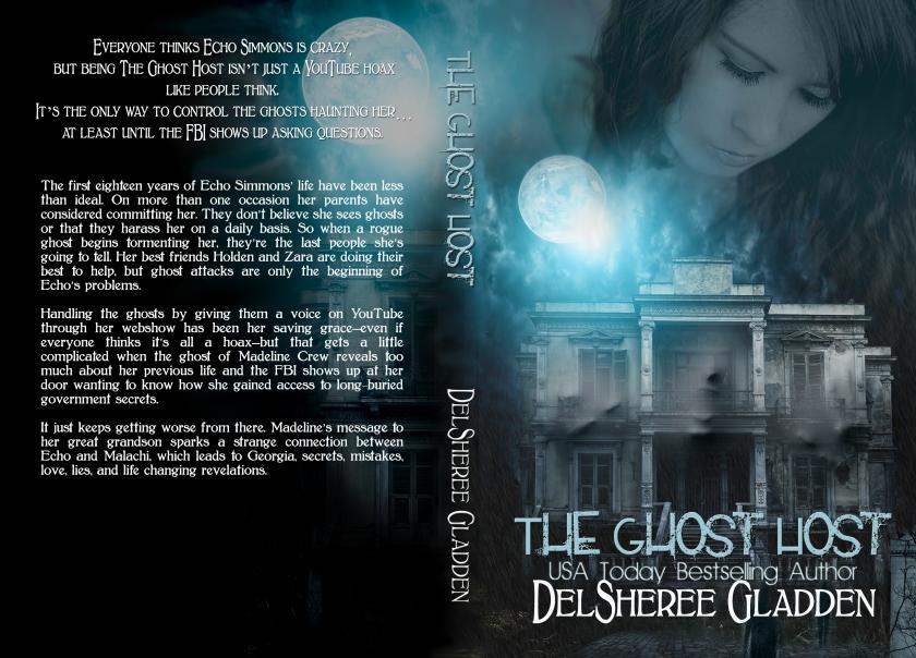 The Ghost Host Full Wrap