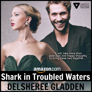 shark in tourbled water amazon promo