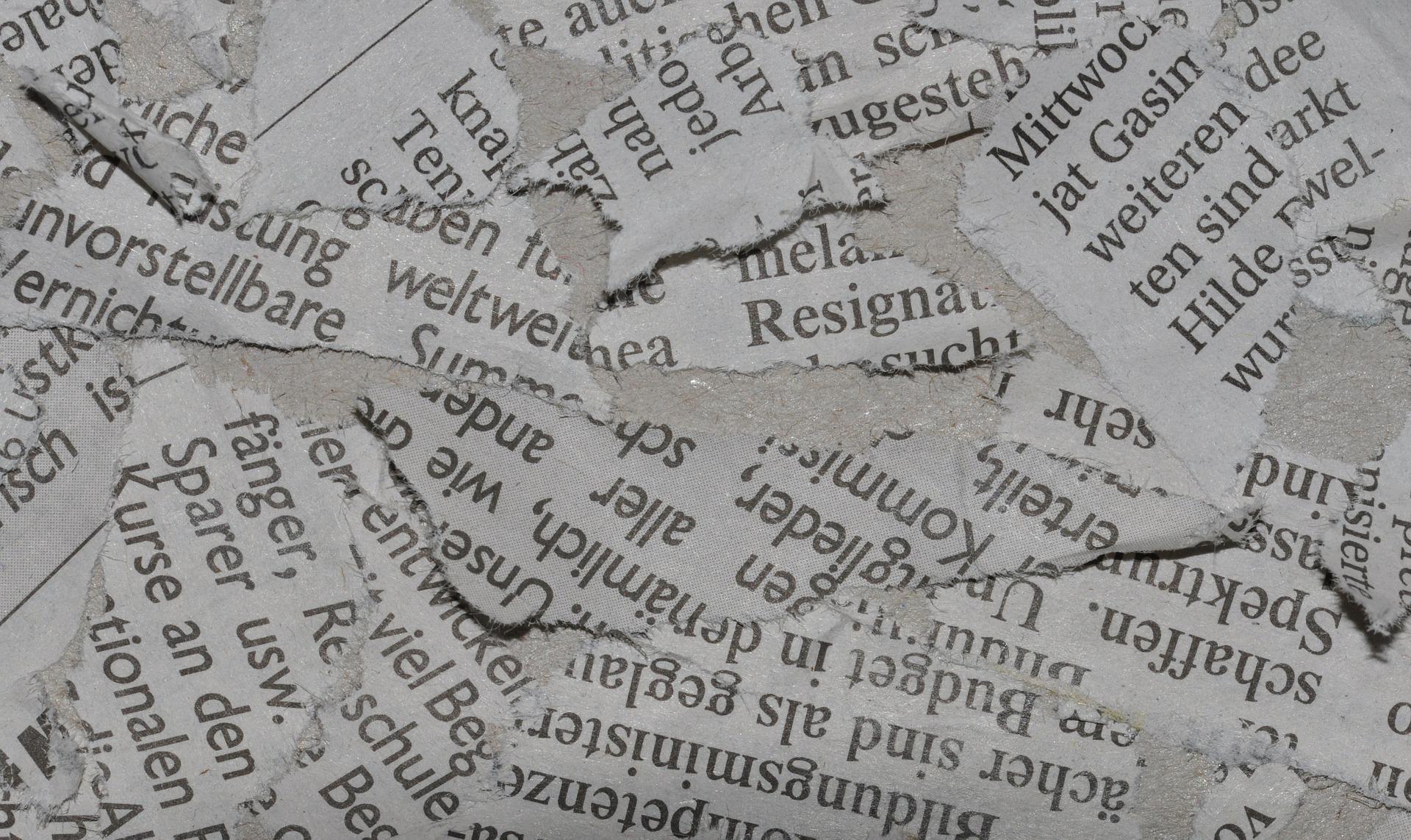 newspaper-502778_1920