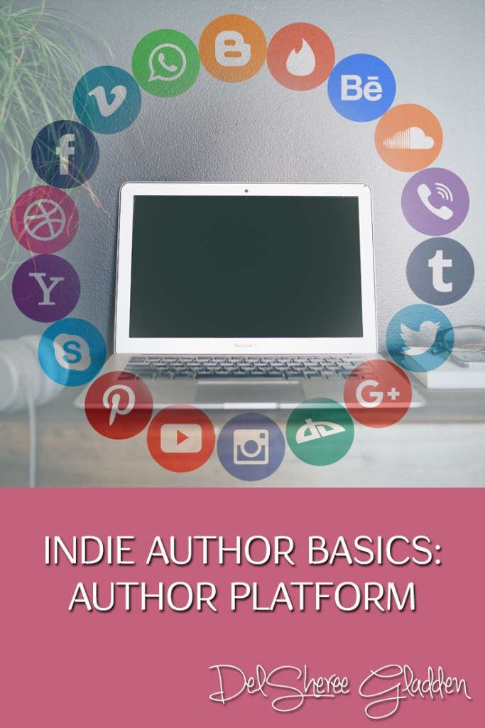 Learn more about what an author platform is, why you need one, and how to make use of it.
